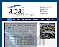 Association of Professional Astrologers International (APAI)