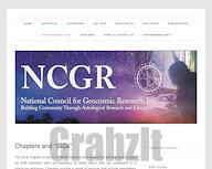 NCGR Local Chapters