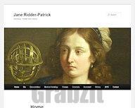 Jane Ridder-Patrick