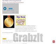 This Week in Astrology, with Benjamin Bernstein