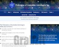 Federation of Australian Astrologers, Inc. (FAA)