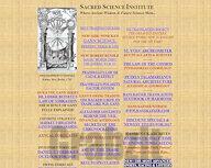 Sacred Science Institute