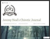 Jeremy Neal's Chirotic Journal