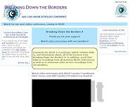 Breaking Down the Borders 3