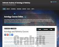 Ambrosia Academy of Astrology and Palmistry