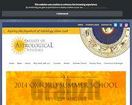 Faculty of Astrological Studies 2014 Oxford Summer School