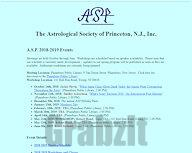 Astrological Society of Princeton