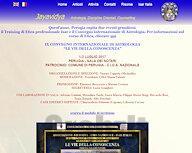 IX Convegno Internazionale di Astrologia: Le Vie Della Conoscenza