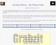 Astrology Software: The Ultimate Guide, by Hank Friedman