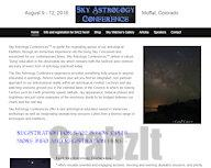 Sky Astrology Conference