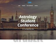 Astrology Student Conference