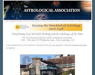 51st Annual Conference of the Astrological Association of Great Britain