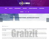 The 8th International Astrology Days