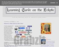 Learning Curve on the Ecliptic