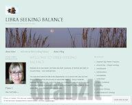 Libra Seeking Balance (Diane Lang)
