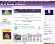 home of livingmoonastrology.com