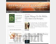 Astrology Blogger